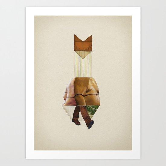 The Communicants Art Print