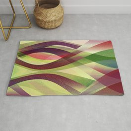 Abstract background G141 Rug