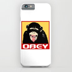 Obey The Chimp Slim Case iPhone 6s