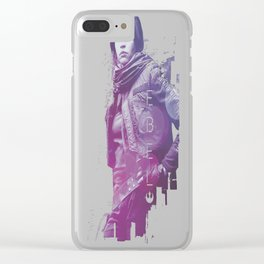 Rebel Jyn Clear iPhone Case
