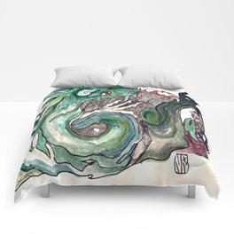 Dragon Cave Comforters