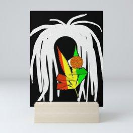 Rasta Mini Art Print