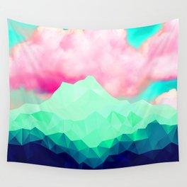 Makarena Clouds Wall Tapestry