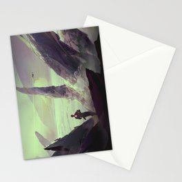 ALIEN PLANET Stationery Cards