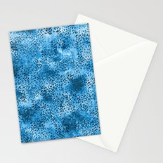 Wild (Series) Blue Stationery Cards