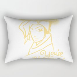 Mercy - You're Welcome! Rectangular Pillow