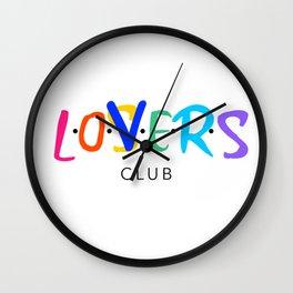 LOSER CLUB Wall Clock