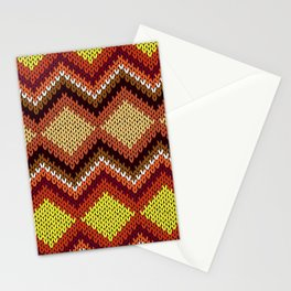 Easter Knitting Patterns Stationery Cards