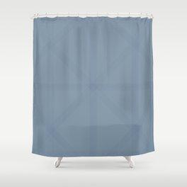 Bali Hai X's Shower Curtain