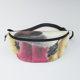 Funny Dog Fanny Pack