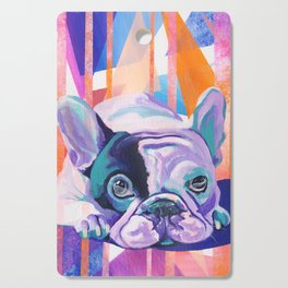 Frenchie Puppy Cutting Board