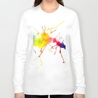 passion Long Sleeve T-shirts featuring passion  by Shakkedbaram