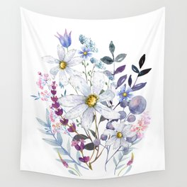 Wildflowers V Wall Tapestry