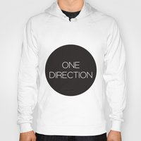 one direction Hoodies featuring One Direction by harrystyless