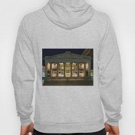 Circa 1828 Providence Arcade - Oldest Mall in America - Providence, Rhode Island Hoody