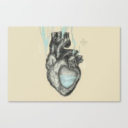 Recovery Canvas Print