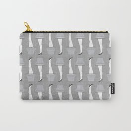 Leg Lamp Grey Carry-All Pouch