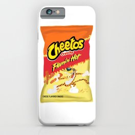 Flamin Hot Cheetos  iPhone Case