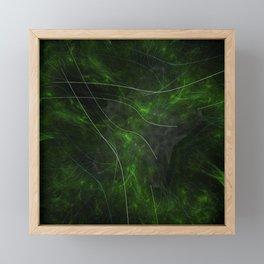 the Magician Framed Mini Art Print
