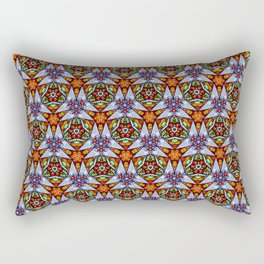 Avery pattern Rectangular Pillow