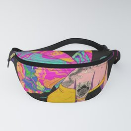 Happiness is a butterfly Fanny Pack