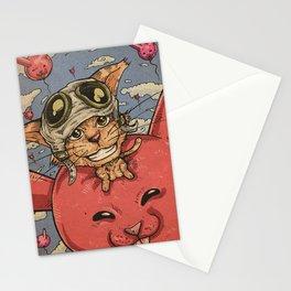 CNY Rabbit Stationery Cards