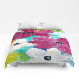 SPRING GARDEN Comforters