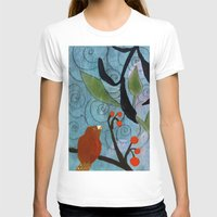 nemo T-shirts featuring Little Nemo Bird  by Robin Maria Pedrero