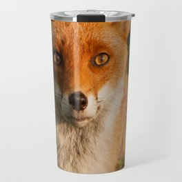 British Red Fox Travel Mug