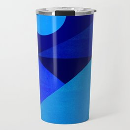 Abstraction_Moonlight Travel Mug