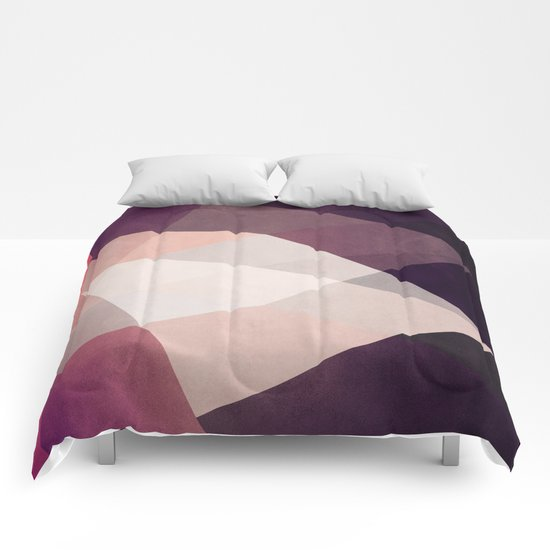 Abstract #76 Comforters