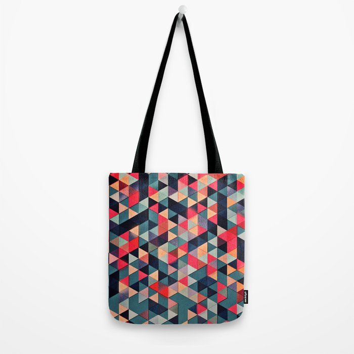 drop down Tote Bag