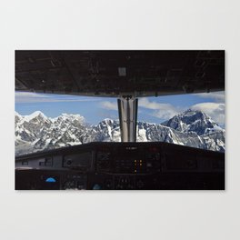 THE EVEREST Canvas Print