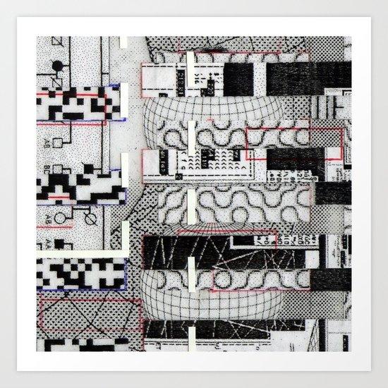 PD3: GCSD30 Art Print