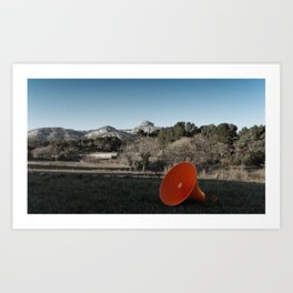 Bong 006 Art Print