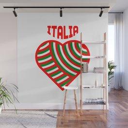 amo l'italia Wall Mural
