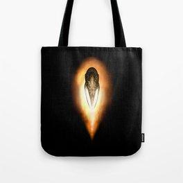 Moya Farscape (TV Show) living alien ship Leviathan Tote Bag