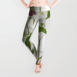 Spring Flowers - JUSTART (c) Leggings