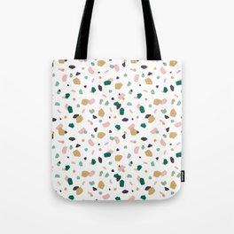 Tropical Terrazzo Tote Bag