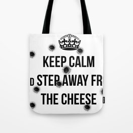 Keep calm For the french Tote Bag