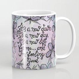 Feeling Good Coffee Mug