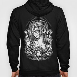 Tone of Death Hoody