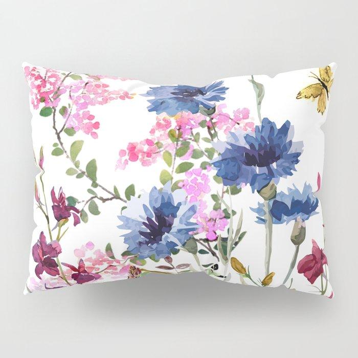 Wildflowers IV Pillow Sham