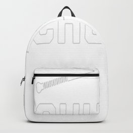 BASEBALL CHURCH T-SHIRT Backpack