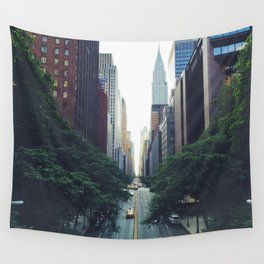Morning in the Empire Wall Tapestry