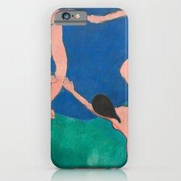 Dance (1) by Henri Matisse iPhone Case