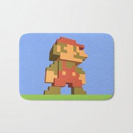 Mario NES nostalgia Bath Mat