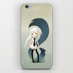 Fox Daemon iPhone & iPod Skin