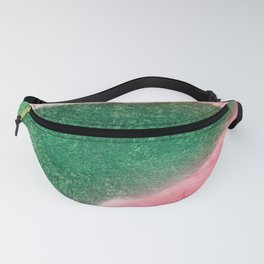 Natural face Fanny Pack