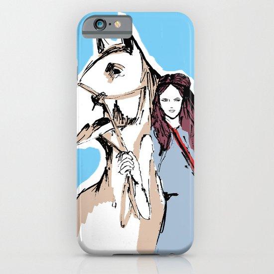 Horse love iPhone & iPod Case